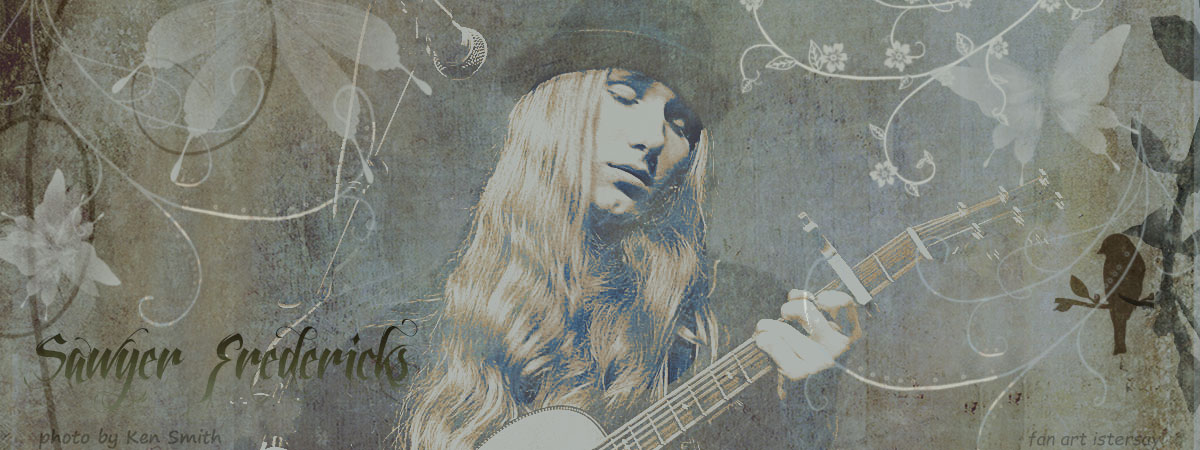 Sawyer Fredericks Forum lyrics video photos chat events festivals